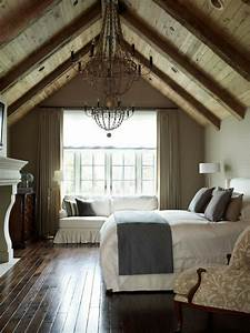 Kronleuchter Im Schlafzimmer : schlafzimmer mit dachschr ge 34 tolle bilder ~ Sanjose-hotels-ca.com Haus und Dekorationen