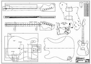 Telecaster Drawing At Paintingvalley Com
