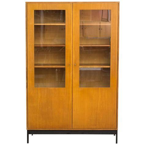 black metal storage cabinet mid century science storage cabinet with black metal base