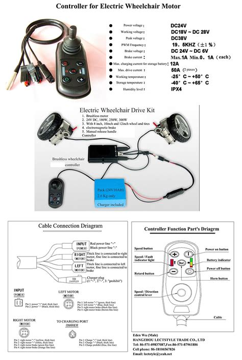 Swing Away Definition by China Drive Swingaway Power Wheelchair Controller
