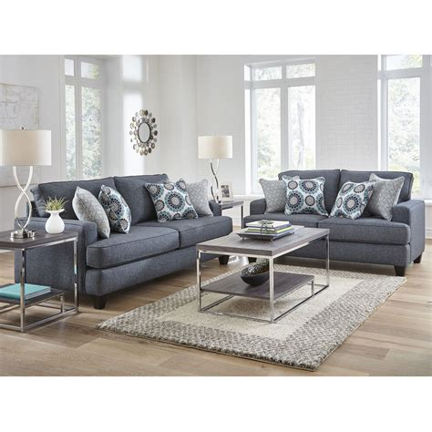 Woodhaven Industries Sofa & Loveseat Sets 2piece Carmela