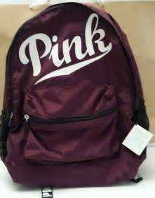 2016 Victoria Secret Pink Campus Backpack