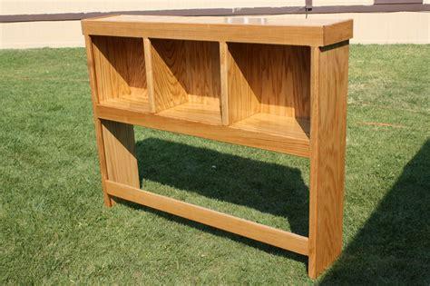 woodwork plans bookshelf headboard  plans