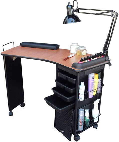 nail desk for sale manicure tables for sale the ultimate 2018 review guide