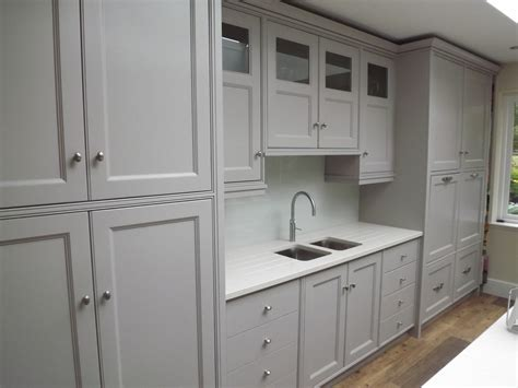 farrow and grey kitchen cabinets pavilion grey shiels co handcrafted cabinetry 9872