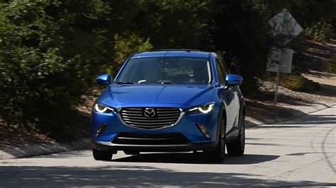 Best Mileage Cars In Usa by Mazda S New Cx3 Combines Style And Gas Mileage