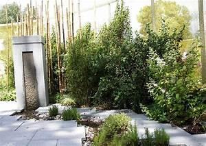 Gartengestaltung Mit Beton : bilder buga 2009 schwerin 758 gartengestaltung kontrast von bambus beton und wasser ~ Markanthonyermac.com Haus und Dekorationen