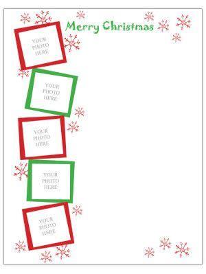 christmas letter template ideas  pinterest