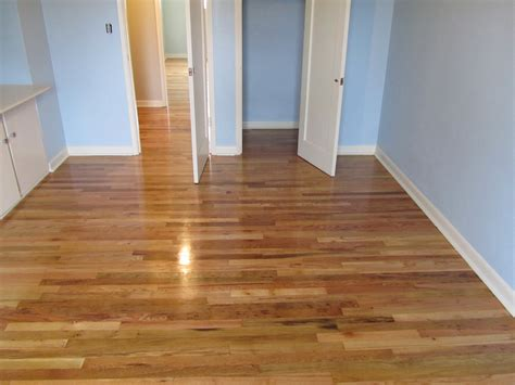 wood flooring upstairs upstairs bedroom 2 after red and white oak maple leaf seattle general contractor and