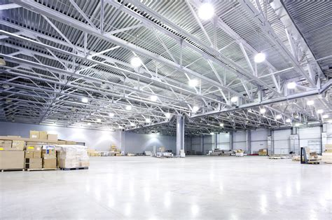 warehouse distribution relumination