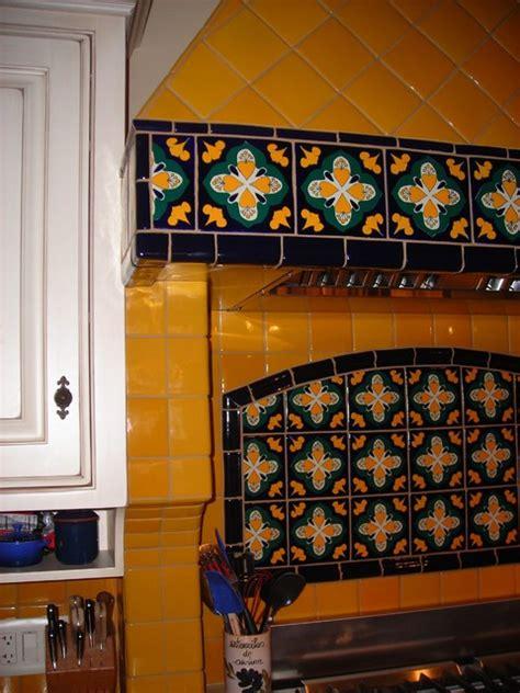 talavera tile kitchen talavera kitchen tile mediterranean tile sacramento 2653