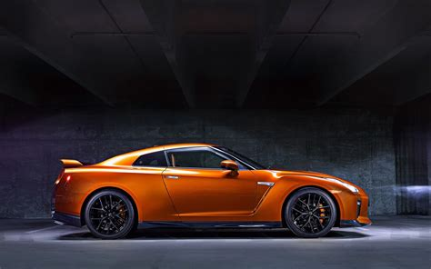 2017 Nissan Gt-r Wallpapers High Quality Resolution Download