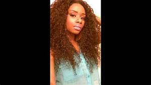 Sneak Peek Brown Sugar Hair Co Brazilian Tight Curl