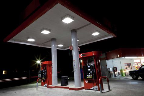 Gas Station painting   1 800 538 6723   Painting Gas Stations