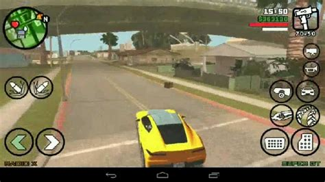 mods for android gta san andreas android car mod