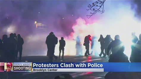 At Least 60 Arrested In Brooklyn Center Protests Overnight