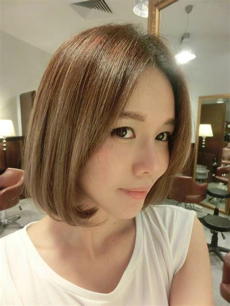 qiuqiu  awesome ash brown hair