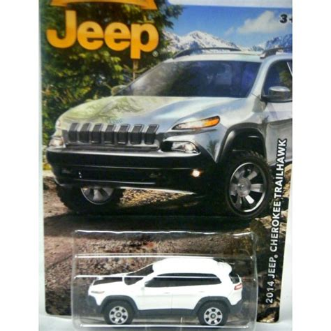 matchbox jeep collection jeep cherokee trailhawk
