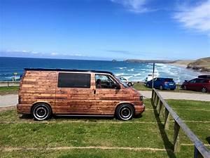Vw T4 Camper : cool woody vinyl t4 vw transporter campervan vw t4 ~ Kayakingforconservation.com Haus und Dekorationen