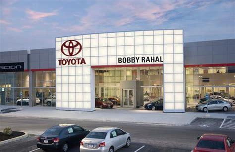 Bobby Rahal Toyota Car Dealership In Mechanicsburg, Pa
