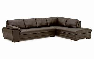 Palliser miami leather sectional furniture market for Leather sectional sofa miami