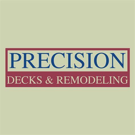 precision decks remodeling llc home facebook