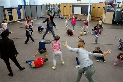 Activity Children Physical Maureen Fleming Residency Passage