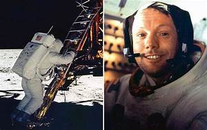 Neil Armstrong's family reveal origins of 'one small step ...