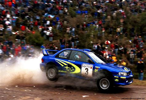 subaru wrc rally car jump wallpaper wallpapers gallery