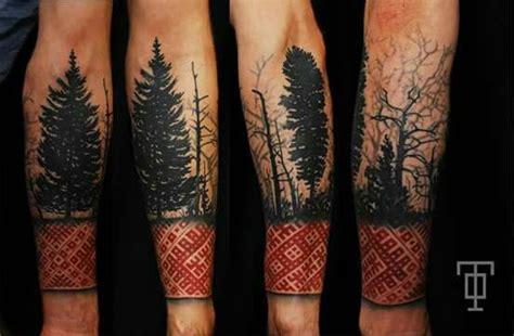 Latviešu raksti tetovējums   Татуировки для мужчин, Силуэтные татуировки, Современные татуировки