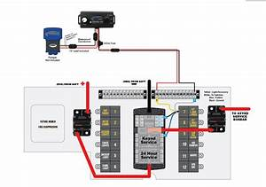 Accessory Relay Panel Question