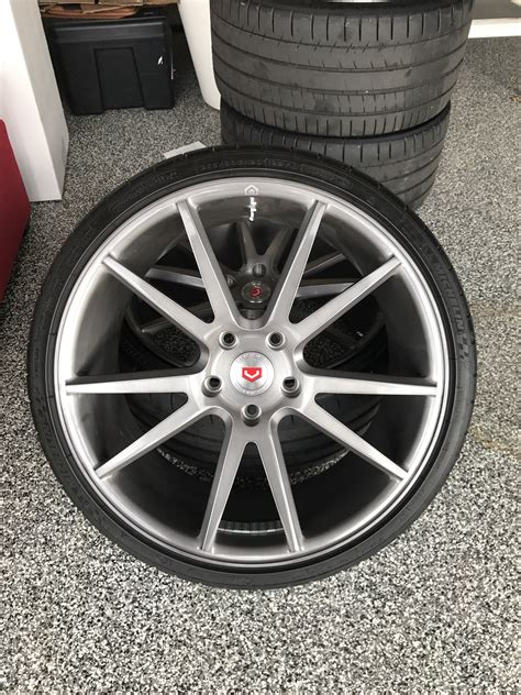 vossen handtücher sale for sale 21 quot 20 quot vossen stingray wheel tire set