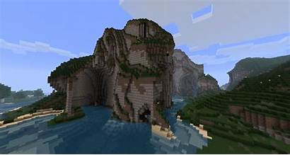 Minecraft Wallpapers Background Games Backgrounds Computer Mods