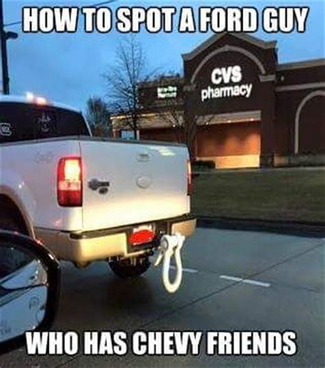 Ford Vs Chevy Meme - ford vs chevy jokes google search things i like pinterest to be chevy and i love