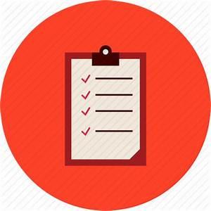 Board, check, list icon | Icon search engine