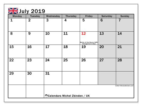 july calendar uk michel zbinden en