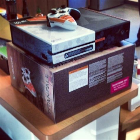the custom titanfall xbox one is real after all but only