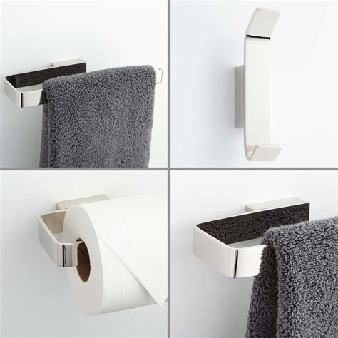 newberry  piece bathroom accessory set bathroom