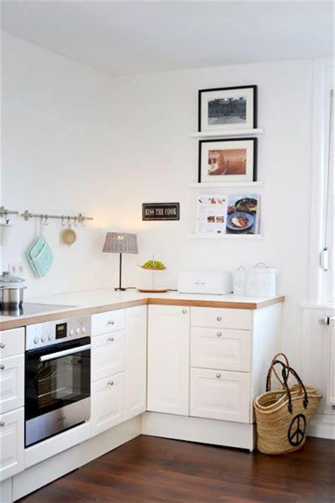 Kitchen Ideas For Small Apartments - küche ohne hängeschränke küche pinterest