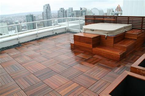 ipe deck tiles vancouver ipe wood decking