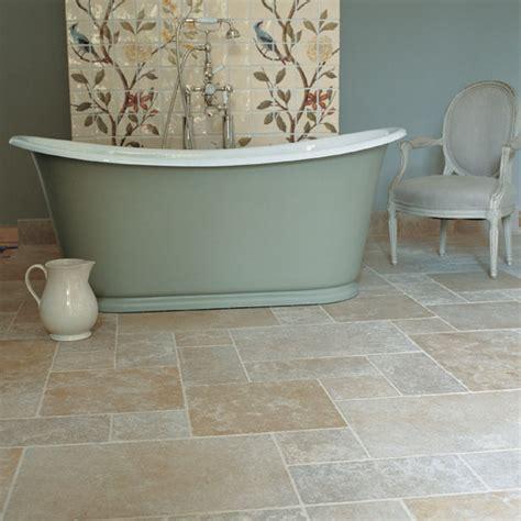 Tiling A Bathroom Floor Linoleum by Tile Floors Vs Linoleum 2