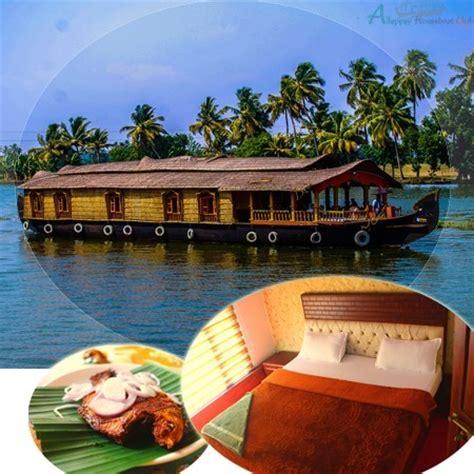 Floating Boat House In Kerala by 7 Bedroom Deluxe Kerala Boat House Alleppey Houseboat Club