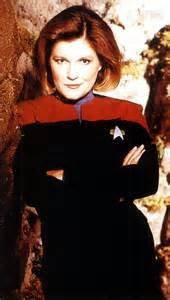 Star Trek Captain Janeway