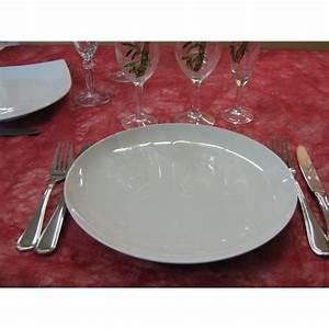 Assiette Plate Blanche : assiette plate elysee en porcelaine blanche centre vaisselle sarl la porcelaine de christ le ~ Teatrodelosmanantiales.com Idées de Décoration