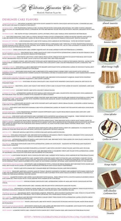 best wedding cake flavors 25 best ideas about wedding cake flavors on wedding cake guide cake flavors and