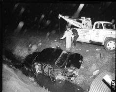 francoise dorleac verkehrsunfall ernie s fatal car wreck ernie kovacs pinterest cars