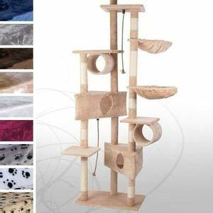 Arbre À Chat Pas Cher : arbre a chat geant fixation plafond pas cher ~ Nature-et-papiers.com Idées de Décoration