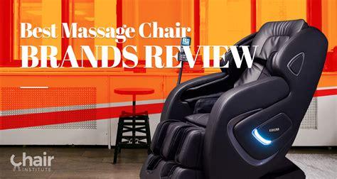 Best Massage Chair Brands Of 2018  A Complete List