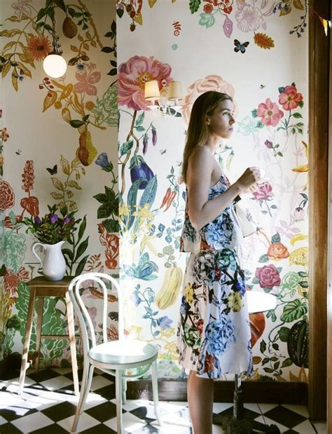 organic interior design florals  pics messagenote