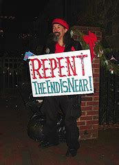 Repent! The End Is Near!   Prophecy   Before It's News